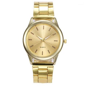 Orologi casual Uomo Rreeloj Hombre Golden Hollow Hollow watch in acciaio inox cinturino in acciaio inox orologio orologio da polso orologio da polso orologio1