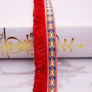 10 ярдов Лот ленты кисточки кружева DIY аксессуары кружевные тазоны обрезки лакон для дома отделка для шторных шторы H Wmtnpu