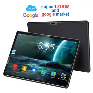 New Tablet Pc 10.1 inch Android 8.0 Tablets Octa Core Google Play 3G 4G LTE Phone Call GPS WiFi Bluetooth Tempered Glass 10 inch1