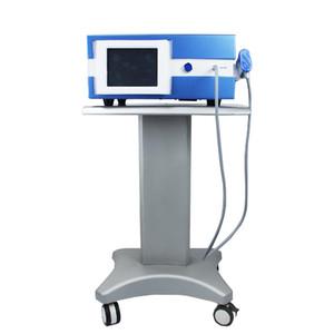 2020 NUEVA alta calidad de control táctil para el tratamiento de la disfunción eréctil portátil de ondas de choque equipos de fisioterapia Shockwave terapia del dolor, alivio de la máquina