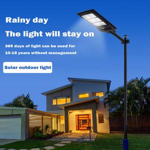 LEDsolar Straßenlaterne Infrarot Human Körper Induktion Fernbedienung Solar Wandleuchte Safe und wasserdichte Außenbeleuchtung Garten Gartenlicht