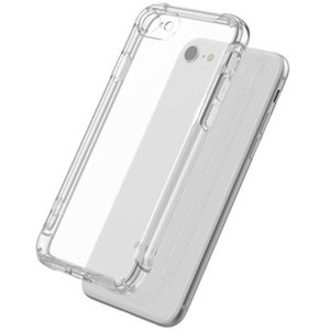 Good Selling Anti-Slip Anti-fingerprint TPU Material For iPhone12 Pro Max For iPhone11 Airbag Clear Transparent Silicone Phone Case Cover