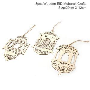 Metal Led Lights Festival Lantern Happy Eid Mubarak Ramadan Decoration Islamic Muslim Party Supplies Hanging Lantern Decorative jllMoV