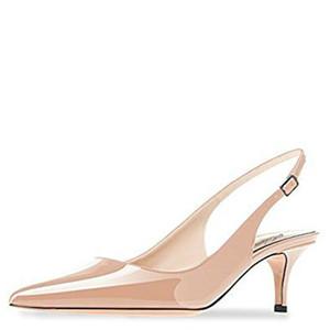 YECHNE Summer Women Sandals Women High heels Shoes Sexy Low heels Shoes Summer Sandals Black Red Green Wedding Pumps