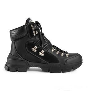 2021 Top Luxury Wholesale Snow boot couro luxur botas curtas tamanho grande estilo novo outono e inverno martin mulheres homens botas sapatos