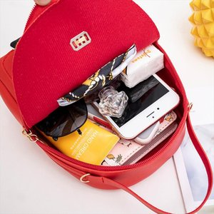 mini backpack for school teenager girls Casual travel small backpack women crossbody bag Female phone purse Lady Cosmetic pouch