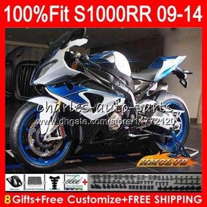 OEM Injection For TOP S1000 RR S 1000RR 2009 2010 2011 2012 2013 2014 white blue hot 5HC.71 S 1000 RR Body S1000RR 09 10 11 12 13 14 Fairing