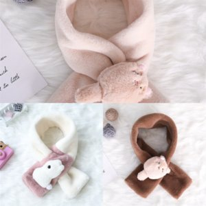 Zcku designer marque femme écharpe hiver châles d'hiver cachemire écharpes dame broderie enfants camoflage baby magie écharpe et enveloppements femelles mignon