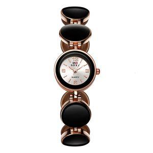 2020 New Hot Sell Marque Soxy Rose Gold Poignet Simple Style Femmes Quartz Montres Mode Designer Mesdames Montre Horloge Dames