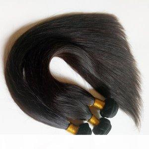 Black Women Sin Sroncesse Worlian Virgin Hair Weaves 3 4 5pcs Europy Sily Sily Remy Remy Hair Extensions Factory Venta directa Venta al por mayor