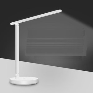 Cgjxs Desk Light Reading pieghevole ruotabile touch switch Led Table Lamp DC 5V porta USB di ricarica Timing lampada di notte