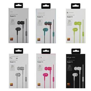 EX750 fone de ouvido em-ouvido fone de ouvido baixo fone de ouvido fone de ouvido handsfree remoto fones de ouvido remoto para Sony 3.5mm jack com embalagem de varejo