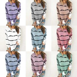 Fashion 2020 New Spring Autumn Women Sweater Knitted Long Sleeve O-Neck Sexy Slim Office Lady Button Casual Sweaters Tops#165
