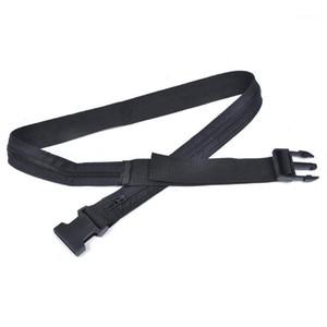 Sacos de pacote de cintura de nylon de alta qualidade para cintura secreta cintura cinto segurança segurança bolsa wallet mulheres homens protect1