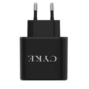 18W 2 Ports EU Fast Charger for New iPhone Macbook Pro PD Charger and USB C Wall Charger for Macbook Pro 13