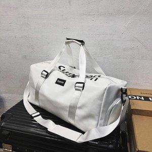 رياضة بسيطة حقيبة يد رجال حقيبة الأمتعة سعة كبيرة تشاو وانغ دا الأحمر رحلة عمل قصيرة رحلة سفر المرأة