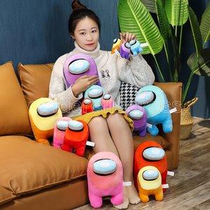 Koop 10-30 cm Pluche Onder Ons Spel Knoftels Kawaii Gevulde Pop KerstCadeau Leuke Plushie Verjaardag Gift Voor Baby Kids 2021