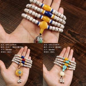 TN3W Natural Black Bracelet Piedra Beads Elastic Dener Balet Bralet Oil Pulsera Esencial Difuser Lava Volcánica Ch_Dhgate Rock Beaded