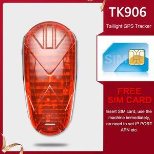 5pcs Tk906 bicycles, GPS satellite tracking locator, anti-theft, anti lost, long standby