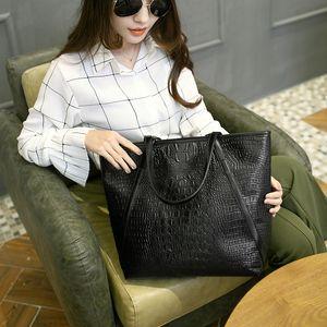 Ladies' Hand-held New Bag Casual With Stylish Minimalist Alligator Mhojr