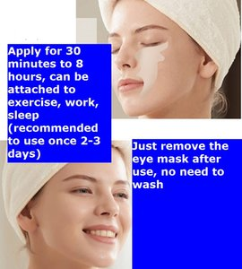 New arrival Fashion face maske peel Anti Wrinkle Face Mask Cheek Facial Sticker Patch Paste