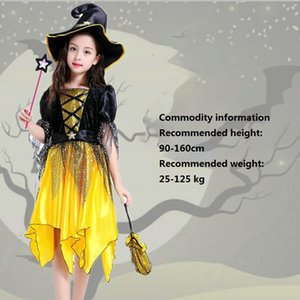 New Fashion Halloween performance Costume Cap Wizard Witch Hat Party Cosplay Props Clear Hats for Adults Kids Clacks CCE2304