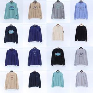 Patagonia 고품질 돌 해적 최고의 남성 디자이너 후드 CP의 topstoney 스웨터에게 고전적인 고급 셔츠 남성 기업 캐주얼 풀 섬 까마귀