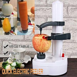 Electric Peeller для овощеводства кухонный инструмент с 3 лезвиями Автоматическая машина для пилинга из нержавеющей стали1