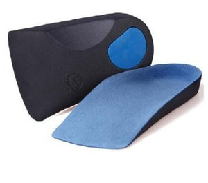 Heighten The Insole Half Yard Foot Inside and Outside Orthopedic Insole Correct The Insole Flatfoot Correction Half Pad
