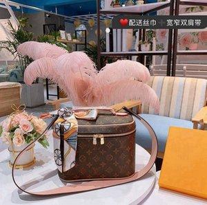 원래 가죽 클래식 어깨 가방 핸드백 토트 백 지갑 어깨 가방 고품질 가죽 여성 핸드백 크로스 바디 백 -L3065