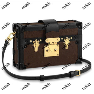 Hot sale high-quality shoulder bag high-end classic printing design fashion womens bag mini box style fashionable womens messenger bag