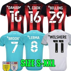 20 21 Danjuma Soccer Jersey Wilshere Home Third 2020 202 2021 Camisetas de Fútbol King Brooks إرسال الفواتير L.COOK LERMA SHORTS THAILAD