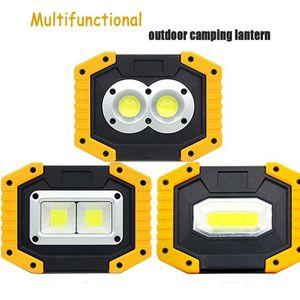 Lantern Camping Light LED Flashlights Rechargeable Lamp Headlamp Outdoor Lights Spotlight Equipment Tourist Portable Waterproof