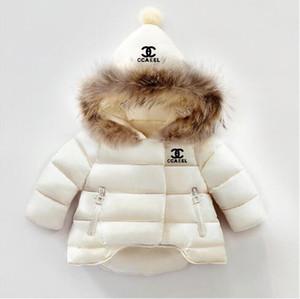 Mapache de piel abajo abrigo con cremallera negro invierno estilo británico bre británico chaqueta abrigo de capucha clásico mantén cálido chaqueta abajo de los hombres de la parka 1-6