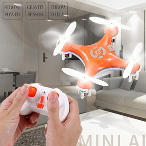 2.4G Mini Drone CX10 Pocket RC Quadcopter con LED Light Telecomando Elicottero Radio Piccolo Dron Regali Giocattoli per bambini1