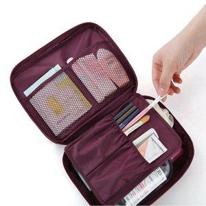 Organizador de viagens Faça bolsa de alta capacidade multi função lavagem Saco de armazenamento Sacos Cosméticos Buggy Bags Bolsa Mulheres Bolsa WQ461-WLL