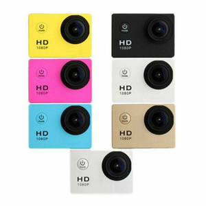 Portable Waterproof Sports Camera HD DV Car Action Video Record Camcorder High Quality Multi-Color Choose High Quality