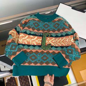 20FW Beads Applique Letters Women Sweaters Fashion Designer Women Hoodies Free Size Pullover Sweatshirt Girls Clothing