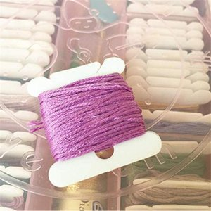 100pcs Sewing Thread Thread Board Table Thread Organizer Cross Stitch Stand Bobina Flow Floss Craft Cucito Embroidery Organizer