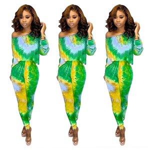 Xkwo Venda Quente Posicionamento Sexy Jumpsuit Gradiente Imprimir Jumpsuit Moda Slim-Fit Jumpsuit Womens Gradient Imprimir Jumpsuits D944