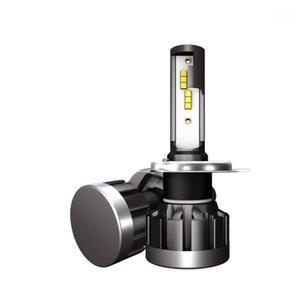 2 шт. / Лот фар автомобиля лампочки H1 H7 светодиодные автоматические лампы H11 Light Assembly 9006 9005 3 CSP чип фары H4 6000K 8000LM1