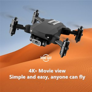 Drone Mini FB-MIN HD aerial shot of 4K pixel quadroaxter air pressure setting remote-controlled aircraft toy