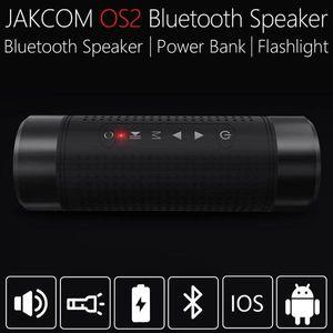 süper ince tv caixa de som celular olarak Taşınabilir Hoparlörler JAKCOM OS2 Açık Kablosuz Hoparlör Sıcak Satış