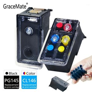 GraceMate PG145 CL146 Compatible for Canon Ink Cartridge for Pixma MG2410 MG2510 Printer1