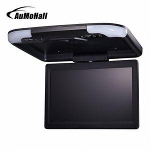 "AuMoHall 13"" inç Araç Monitör LED Dijital Ekran Araç Çatı Monitör Tavan Monitor Flip Aşağı ak6O # Monteli"