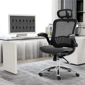 US Office US Office Chair ergonomique Mesh Réglable Home Bureau Chaise de bureau Design Moderne Chaise inclinée de conception moderne