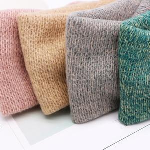New Women Headband Cross Wool Knitted Hair Band For Autumn Winter Crochet Headbands Turban Bandage Hair Accessories Head Wrap Q wmtCAu