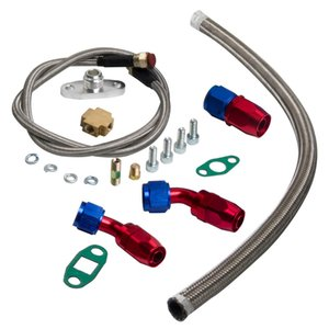 T3 T4 T3 T4 T70 T66 TO4E Turbo Oil Feed Line Oil Return Line Oil Drain Line Kits