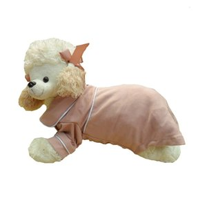 Dog French Pajamas XS XL Medium Large for Girls Pet Dogs Clothes Small Teddy Summer Clothes Fleece Male Christmas Cotton Boy