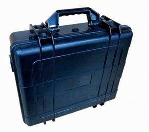 405*365*136mm plastic Tool case toolbox Impact resistant sealed waterproof equipment camera case with pre-cut foam SVog#